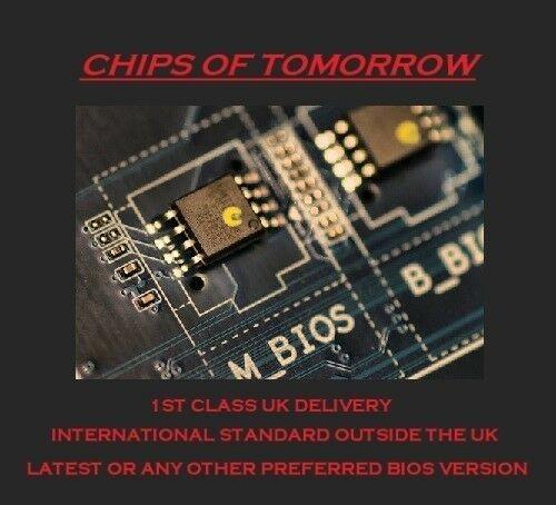 BIOS CHIP - MSI MEG Z390 ACE / MEG Z390 GODLIKE / Z370