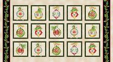 Panel de tela de 1 Paneles De Tela Cojín Mini elegancia de Navidad - 9934-49