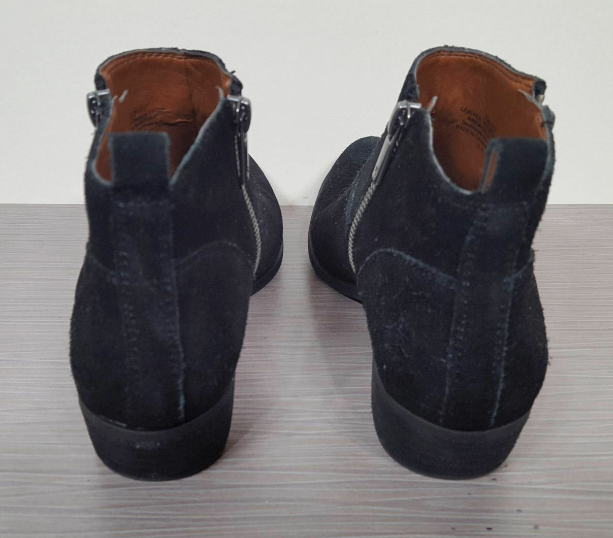 Lucky Brand Brand Brand 'Betwixt' Bootie Black Suede Womens Size 7   37 d532d5