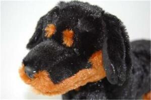Webkinz-First-Edition-2008-Dachshund-Wiener-Dog-New-Tag-Intact-Rare-Plush