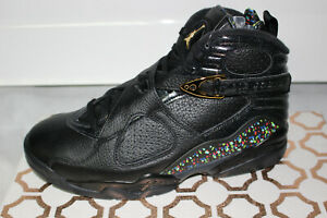 on sale 2e787 35bd6 Details about Nike Jordan 8 Retro C&C Confetti 832821-004, New Size 9.5