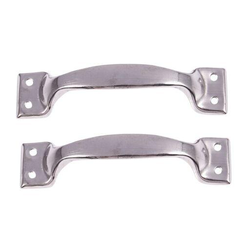 Schrank Gates Windows Metall Griffe Pull 10,2 cm Laenge 2 Pcs Z5T6