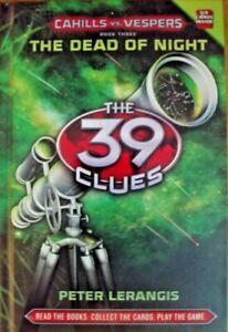 39 clues vespers vs cahills book 5