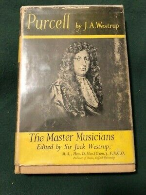 1960 Biography English composer Henry Purcell 1600s ...