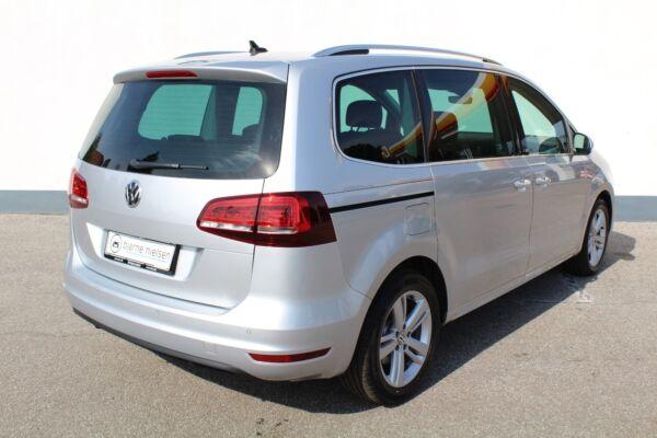 VW Sharan 2,0 TDi 184 Highlline DSG 7prs - billede 1