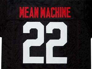 MEAN MACHINE  22 LONGEST YARD 1974 MOVIE JERSEY PAUL CREWE NEW ANY ... f42da016b