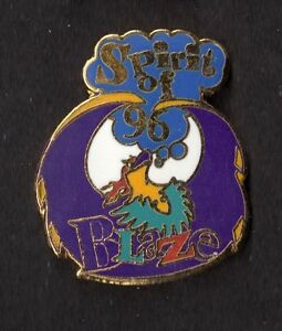 1996 Atlanta Paralympic Olympic Pin Blaze Spirit of 96 1
