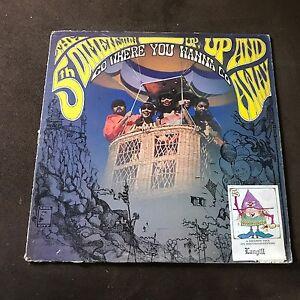 The-5th-Dimension-Go-Where-You-Wanna-Go-LP-Record