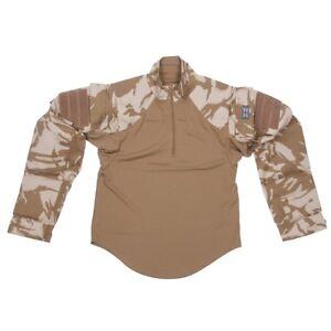 Original British Army GB Under Body Combat Shirt UBACS DPM Desert - Factory New