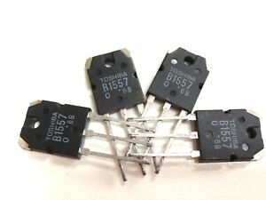 1-Piece-2SB1557-Transistor-Power-Amplifier-Applications-New-Original-TOSHIBA