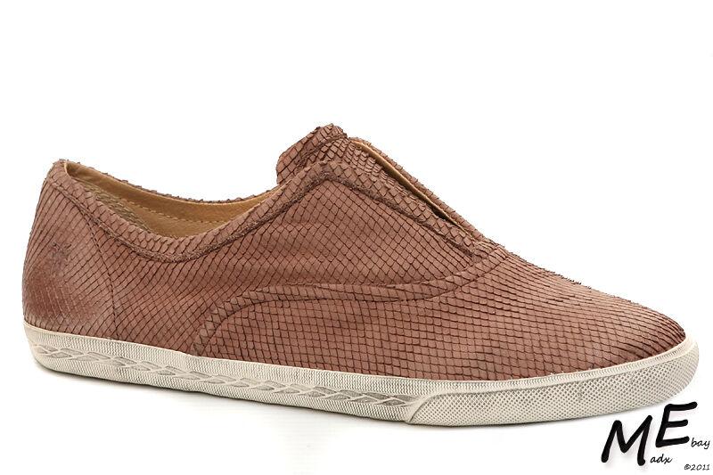 New FRYE Mindy Slip-On Fashion Sneakers Women Leather shoes Sz10 (MSRP )