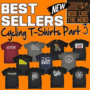 Men-039-s-Cycling-T-Shirts-Clothing-Fashion-T-Shirt-funny-novelty-cycle-gift-Pt-3