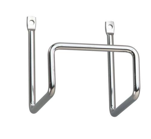 Hafele Hook Hanger Polished Chrome Steel Multi Purpose Holder Wall Hanging Items