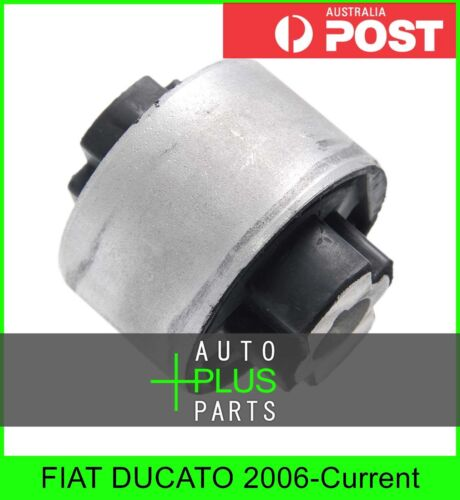 Fits FIAT DUCATO 2006-Current Rear Rubber Bush Front Arm Wishbone Suspension
