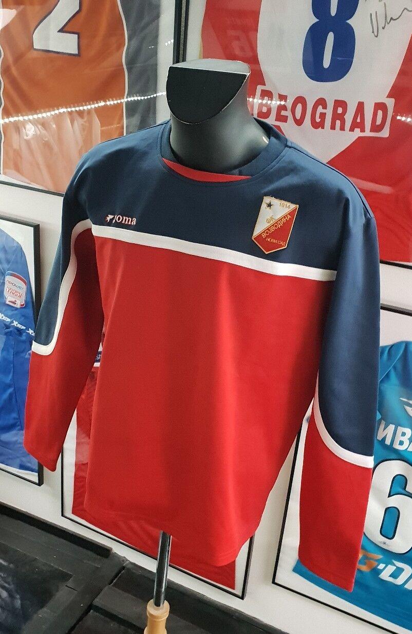 Maillot jersey maglia trikot camiseta shirt srbija serbie vojvodina worn porté L