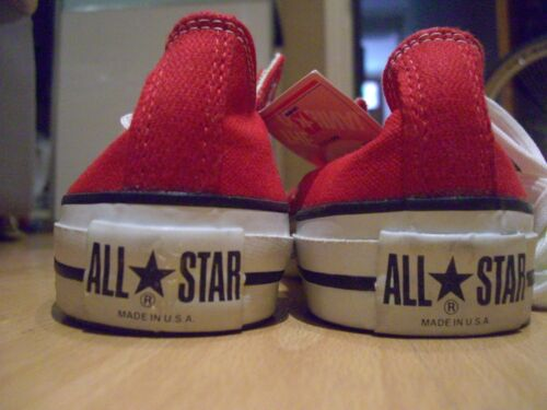 Stars Usa Red Converse Rare Made All Classic New Vintage wWCWtUqZ