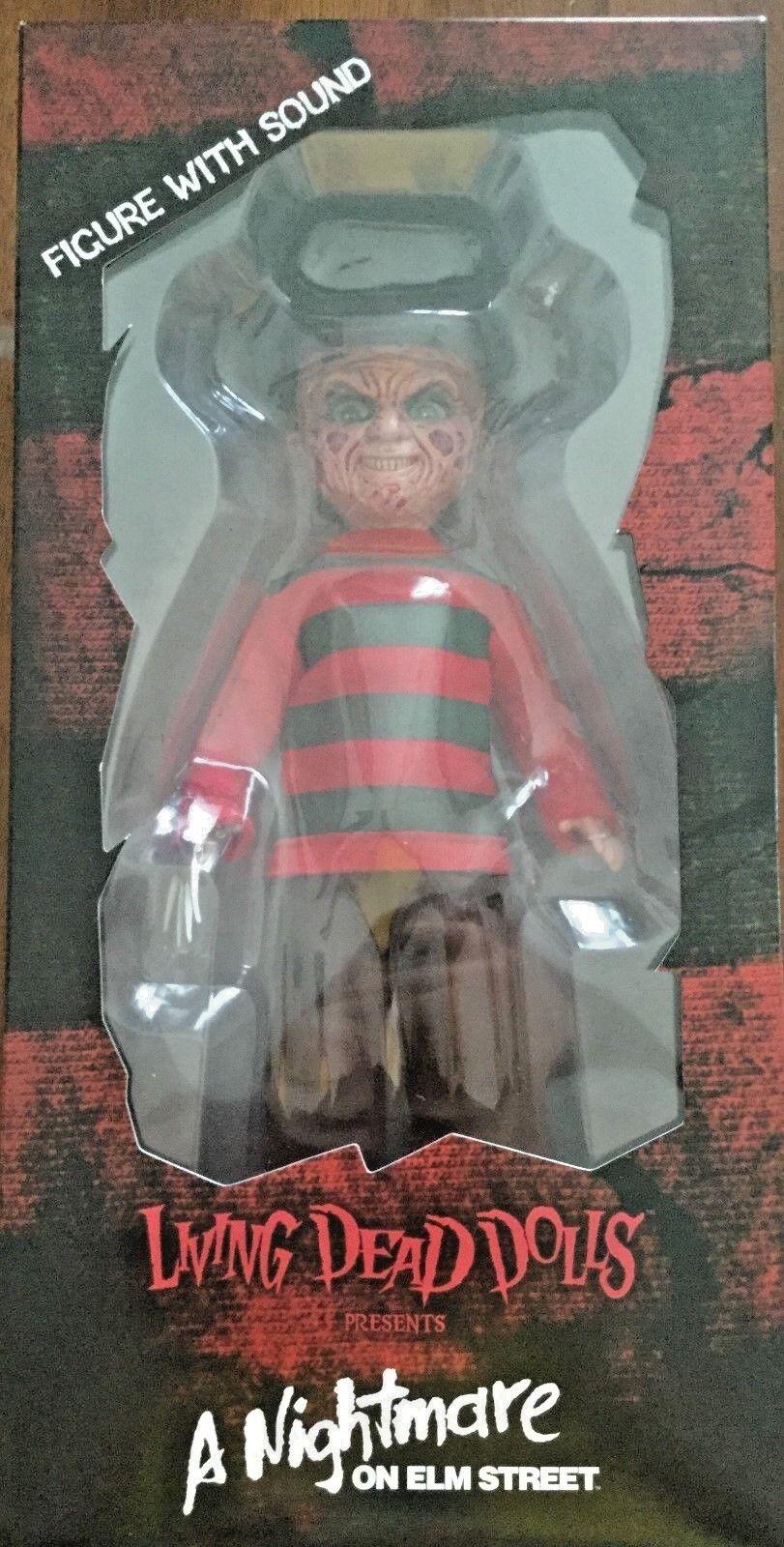 Mezco Living Dead Dolls FROTdy Krueger A Nightmare on Elm Street FROTDY LDD
