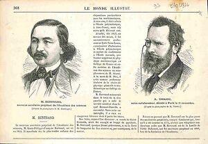 Joseph-Louis-Francois-BERTRAND-Henri-Alfred-Darjou-Peintre-Dessinateur-1874