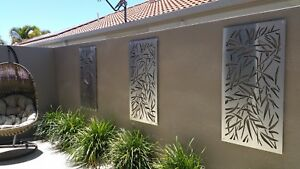 Laser Cut Decorative Privacy Screens Indoor/Outdoor Decor Wall Art ...