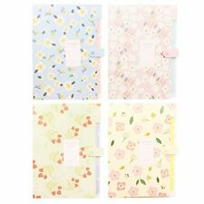 Floral Printed Accordion Document File Folder Expanding Lettera4 Organizer S