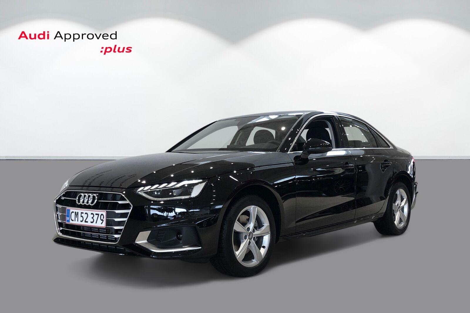 Audi A4 40 TFSi Advanced+ S-tr. 4d - 429.900 kr.
