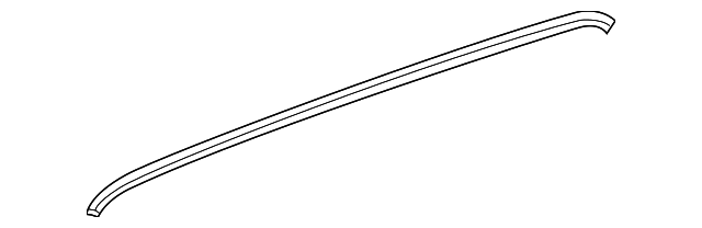 Genuine GM Drip Weather-Strip 25867744