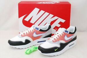 Details about ''Brand New'' Nike Air Max 1 Recycle Size 10 CT1643-100 White Black From Japan