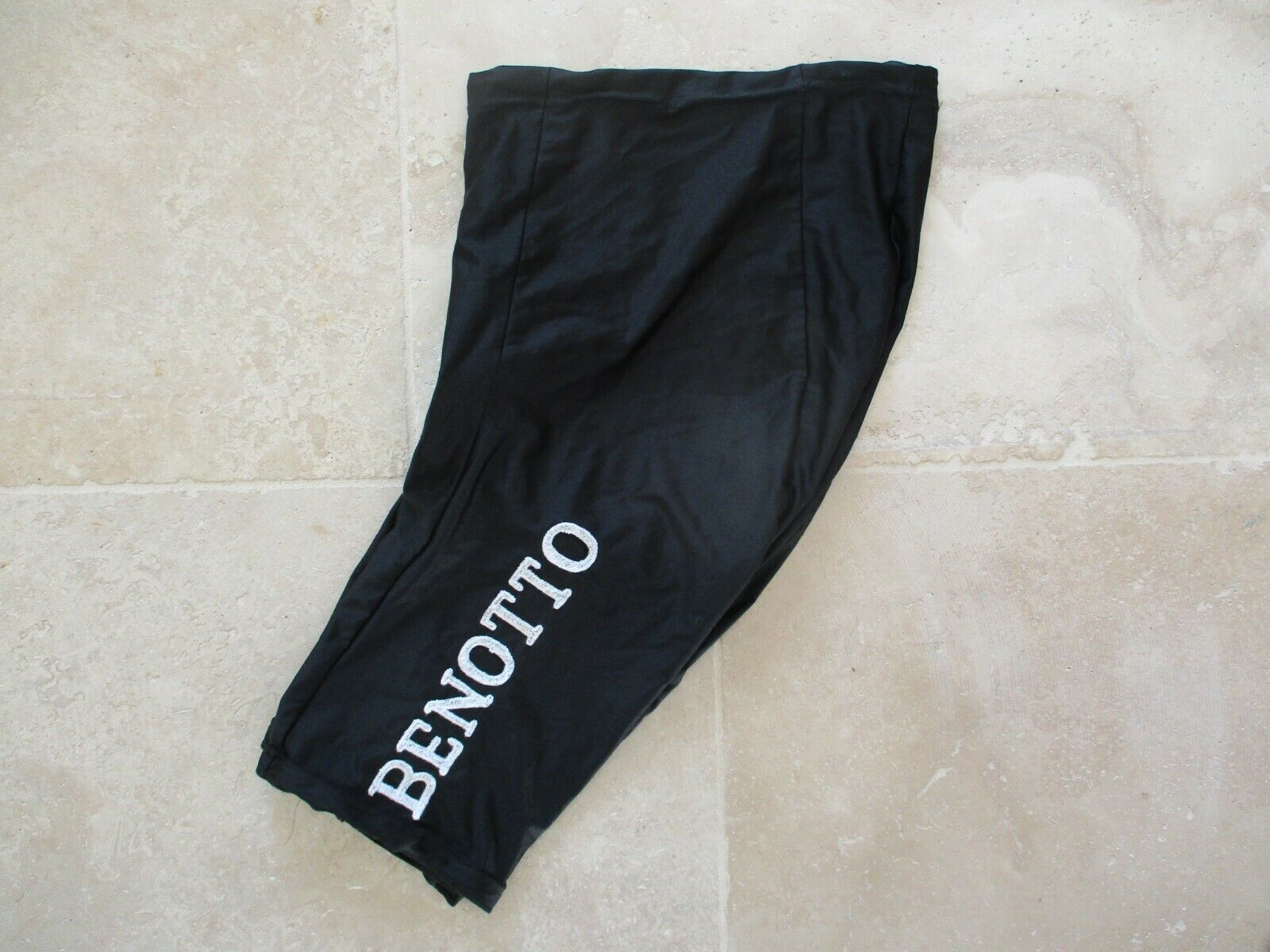Cuissard cycliste SAMMONTANA BENOTTO 1981 vintage pantaloncini short ciclismo L