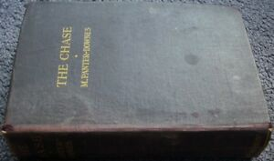 THE-CHASE-Panter-Downes-JOHN-MURRAY-1925-FIRST-EDITION-1-1