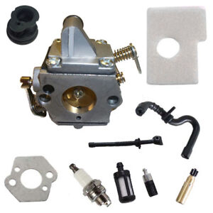 Details about Carburetor Kit for Stihl Ms170 Ms180 180C 017 018 Zama  C1Q-S57B Carb Walbro