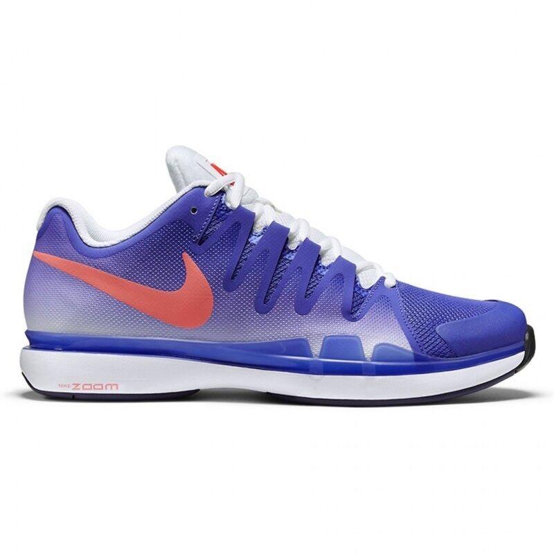 Nike Zoom Vapor 9.5 Federer Tennis Baskets Taille UK 9.5 (44.5) 581-