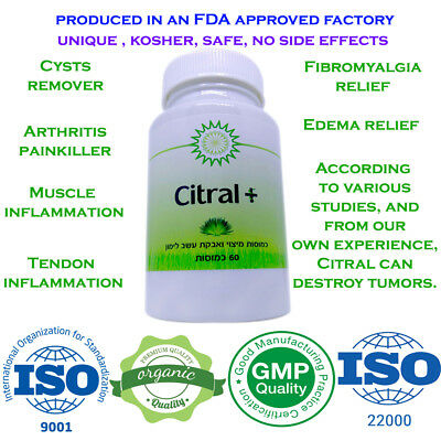 Citral plus