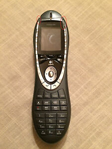 2a730fda70b Image is loading Universal-Remote-Control-Charger-Logitech-Harmony-880- Advanced-