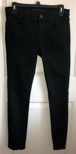 Stretch Jeans Brand Mid Shadow Rise Denim Nero Skinny J Wash Leg Flawless 28 n1xwAnB0