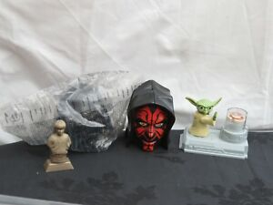 Bundle of small Star Wars Toys Including Darth Maul Rubik039s Mainly McDonalds - Coventry, West Midlands, United Kingdom - Returns accepted Most purchases from business sellers are protected by the Consumer Contract Regulations 2013 which give you the right to cancel the purchase within 14 days after the day you receive the item. Find - Coventry, West Midlands, United Kingdom
