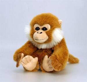 20cm Cuddly Soft Plush Monkey Keel Toys Bnew Xmas Gift