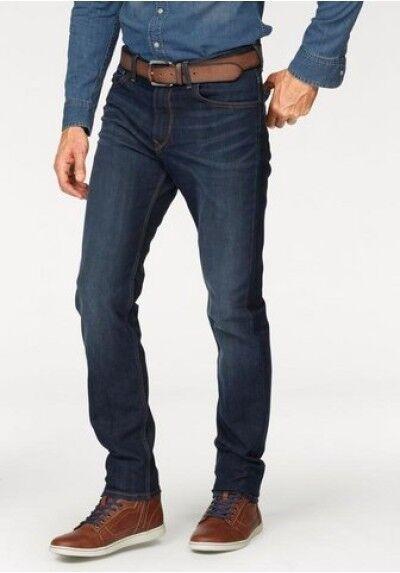 Lee Jeans Rider Slim Fit W31 L32 New Men's Denim bluee Stretch Durabilt Trousers