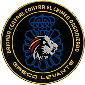 POLIC-A-NACIONAL-CNP-GRECO-LEVANTE-BRIGADA-CENTRAL-PARCHE-INSIGNIA-EB01497