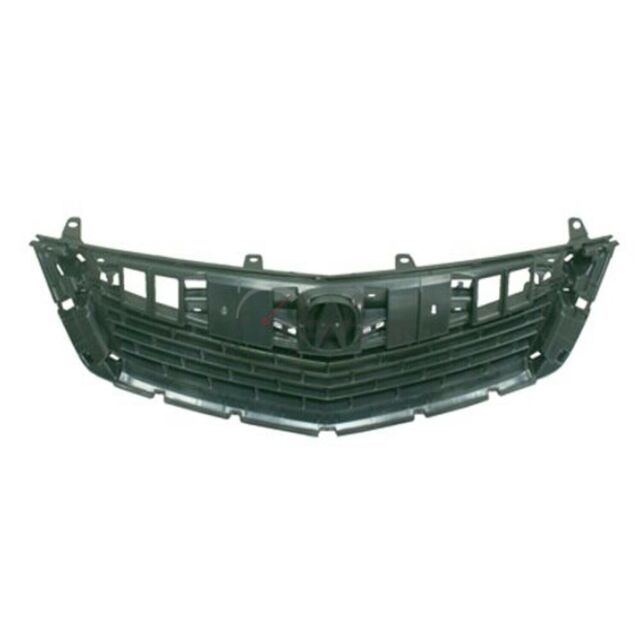 NEW FRONT GRILLE FITS ACURA TSX 2009-2010 AC1200113