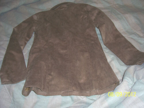 Coat With Medium Emporio Suede New A Collezione jacket Tags 61qnf0