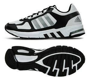 adidas men equipment 10 warm shoes running black sneakers