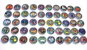 Image result for yo kai medals