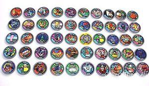 Yo Kai Yokai Medals Series 2 - CHOOSE medal - max 90p P&P - blind bags/watch