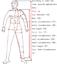 Latex-Gummi-Full-Catsuit-Schwarz-amp-Rot-Sexy-Tight-Ganzanzug-Rubber-Bodysuit-S-XXL Indexbild 3