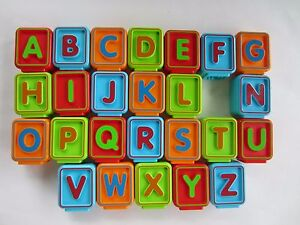 vtech replacement letter blocks sit to stand alphabet train pick one