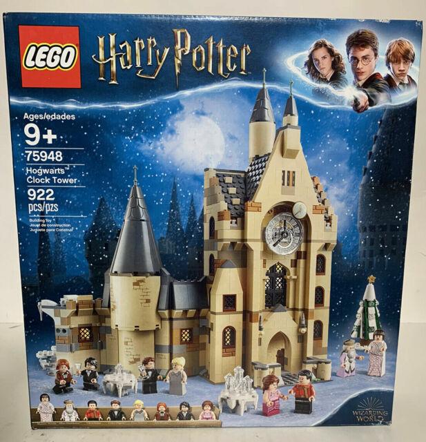 Lego Hogwarts Clock Tower 75948 Harry Potter Brand New Factory Sealed