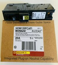 Hom120pcafi Square D Homeline Mini Circuit Breaker