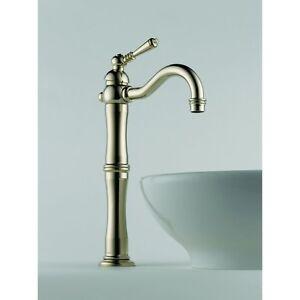 Details about Brizo Tresa 65436LF-PN Polished Nickel Vessel  Bathroom/Lavatory Faucet