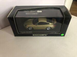 Minichamps-Porsche-911-GT3-Gold-NEU-430068006