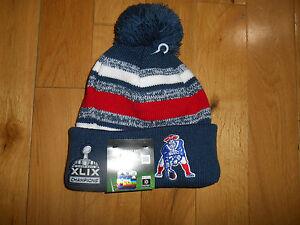 0a5e1a1e1202c New Era 2014 15 New England Patriots Sport Knit Sideline Hat SUPER ...